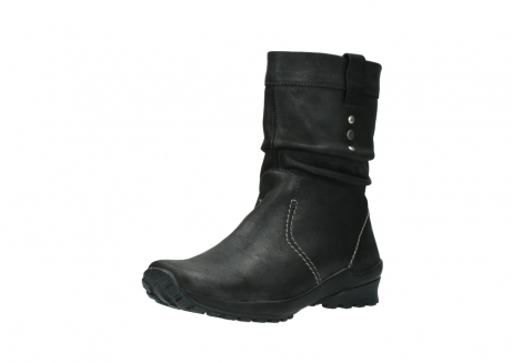 wolky bottes mi hautes 01732 bryce 10210 cuir anthracite_22