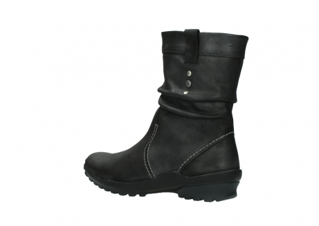 wolky bottes mi hautes 01732 bryce 10210 cuir anthracite_3