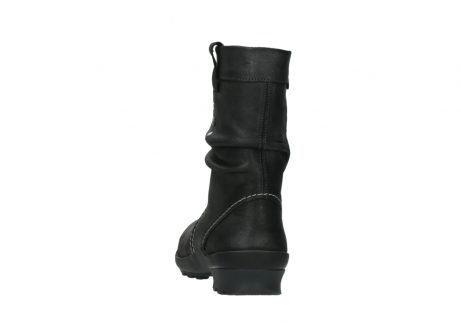 wolky bottes mi hautes 01732 bryce 10210 cuir anthracite_6