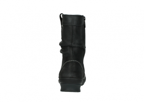 wolky bottes mi hautes 01732 bryce 10210 cuir anthracite_7