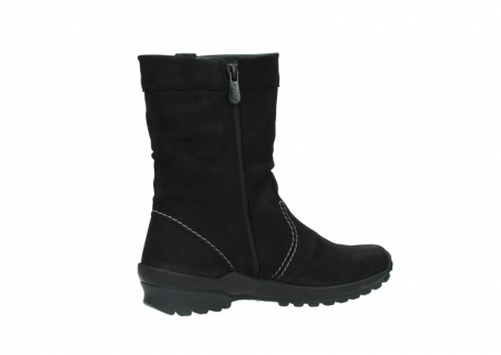 wolky mid calf boots 01732 bryce 50000 black oiled leather_11