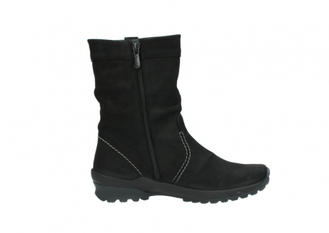 wolky mid calf boots 01732 bryce 50000 black oiled leather_13