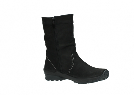 wolky mid calf boots 01732 bryce 50000 black oiled leather_15