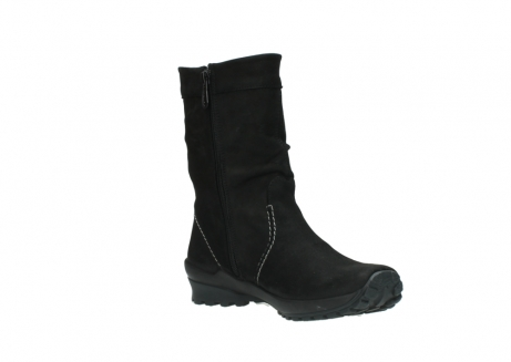 wolky mid calf boots 01732 bryce 50000 black oiled leather_16