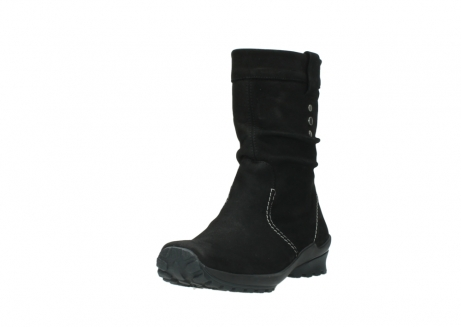wolky mid calf boots 01732 bryce 50000 black oiled leather_21