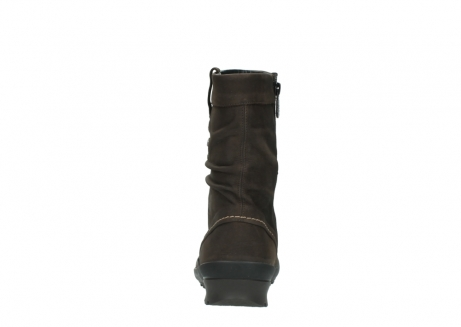 wolky mid calf boots 01732 bryce 50300 brown oiled leather_7
