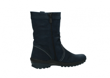 wolky mid calf boots 01732 bryce 50800 dark blue oiled leather_11