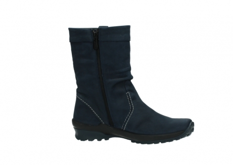 wolky mid calf boots 01732 bryce 50800 dark blue oiled leather_14