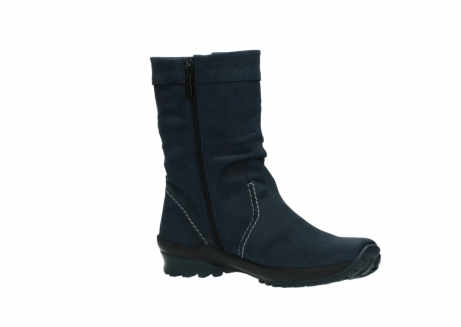 wolky mid calf boots 01732 bryce 50800 dark blue oiled leather_15