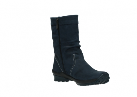 wolky mid calf boots 01732 bryce 50800 dark blue oiled leather_16