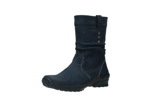 wolky mid calf boots 01732 bryce 50800 dark blue oiled leather_22