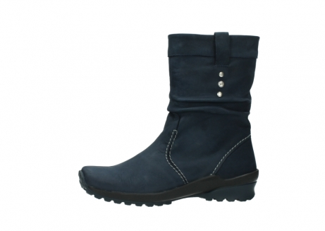 wolky mid calf boots 01732 bryce 50800 dark blue oiled leather_24