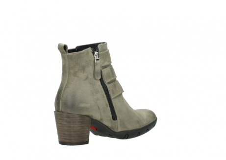 wolky bottes mi hautes 03676 colville 40150 suede taupe_10