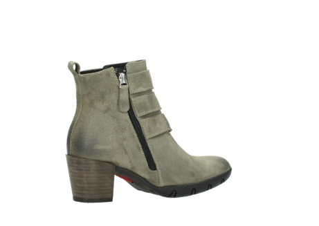 wolky bottes mi hautes 03676 colville 40150 suede taupe_11