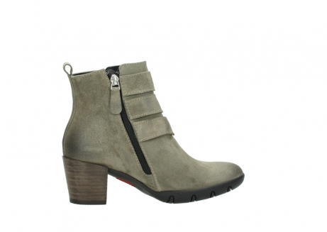 wolky halbhohe stiefel 03676 colville 40150 taupe geoltes veloursleder_12