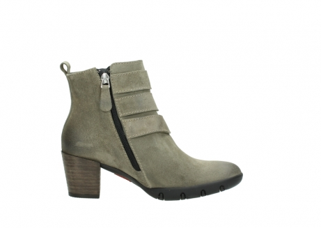 wolky halbhohe stiefel 03676 colville 40150 taupe geoltes veloursleder_13