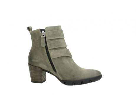 wolky bottes mi hautes 03676 colville 40150 suede taupe_14