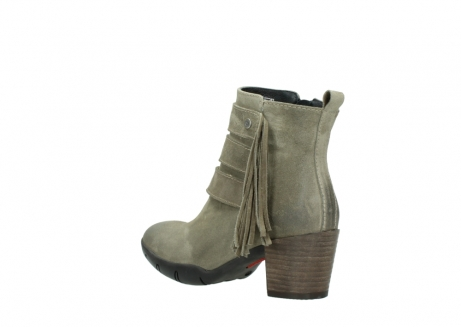 wolky bottes mi hautes 03676 colville 40150 suede taupe_4