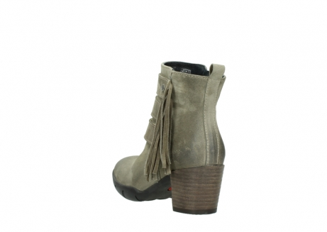 wolky bottes mi hautes 03676 colville 40150 suede taupe_5