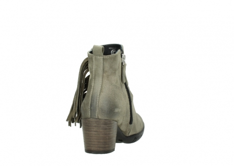 wolky halbhohe stiefel 03676 colville 40150 taupe geoltes veloursleder_8