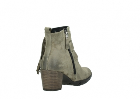 wolky bottes mi hautes 03676 colville 40150 suede taupe_9