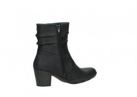 wolky mid calf boots 03676 colville 50000 leontien black oiled leather_11