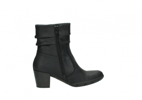 wolky mid calf boots 03676 colville 50000 leontien black oiled leather_12