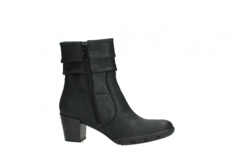 wolky mid calf boots 03676 colville 50000 leontien black oiled leather_14