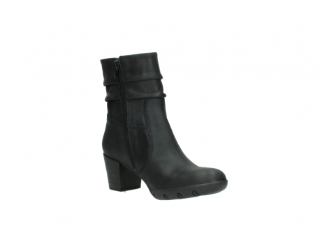 wolky mid calf boots 03676 colville 50000 leontien black oiled leather_16