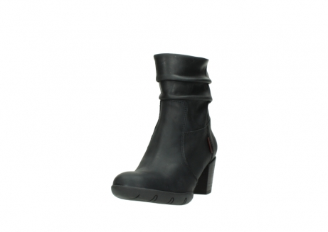 wolky mid calf boots 03676 colville 50000 leontien black oiled leather_21