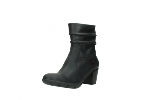 wolky mid calf boots 03676 colville 50000 leontien black oiled leather_22