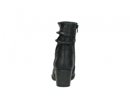 wolky mid calf boots 03676 colville 50000 leontien black oiled leather_7
