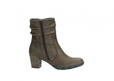wolky mid calf boots 03676 colville 50150 taupe oiled leather_14