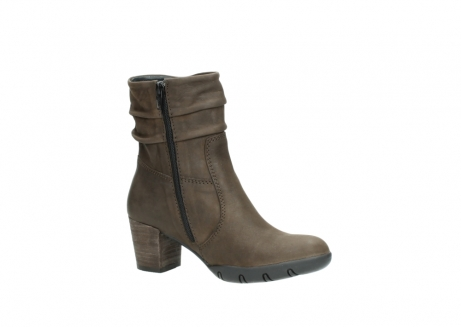 wolky mid calf boots 03676 colville 50150 taupe oiled leather_15