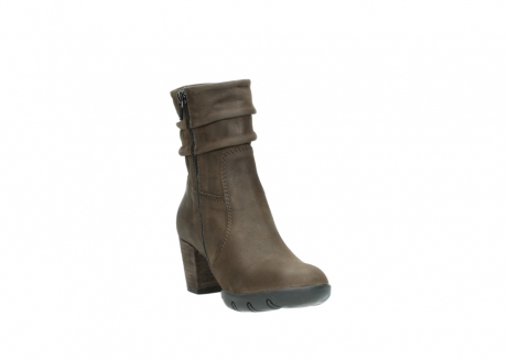 wolky mid calf boots 03676 colville 50150 taupe oiled leather_17
