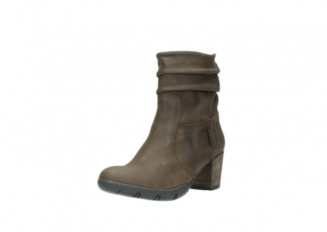 wolky mid calf boots 03676 colville 50150 taupe oiled leather_22