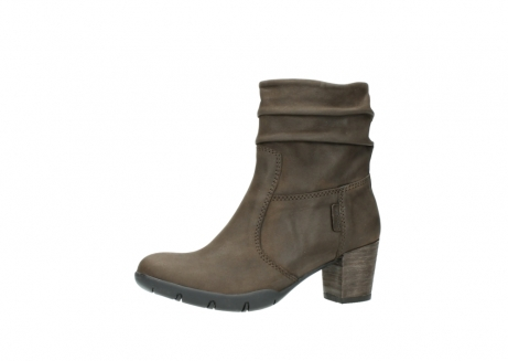 wolky mid calf boots 03676 colville 50150 taupe oiled leather_24