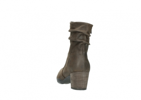 wolky mid calf boots 03676 colville 50150 taupe oiled leather_6
