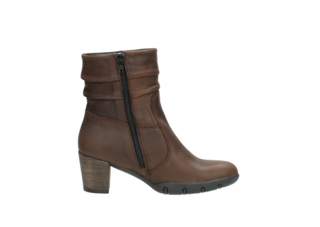 wolky mid calf boots 03676 colville 50300 brown oiled leather_13