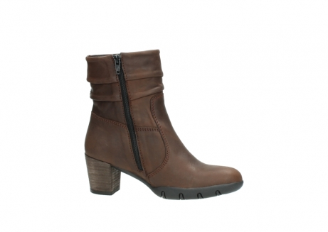 wolky mid calf boots 03676 colville 50300 brown oiled leather_14