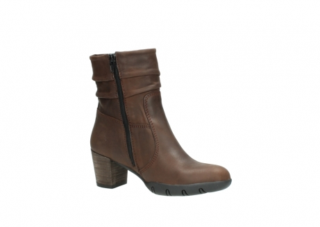wolky mid calf boots 03676 colville 50300 brown oiled leather_15