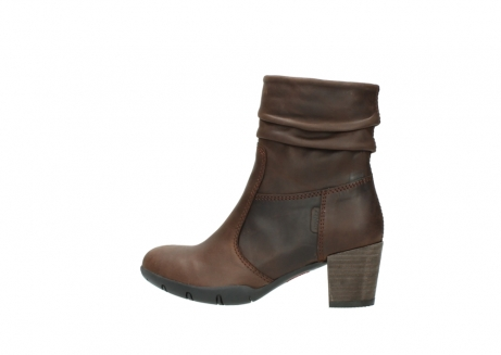 wolky mid calf boots 03676 colville 50300 brown oiled leather_2