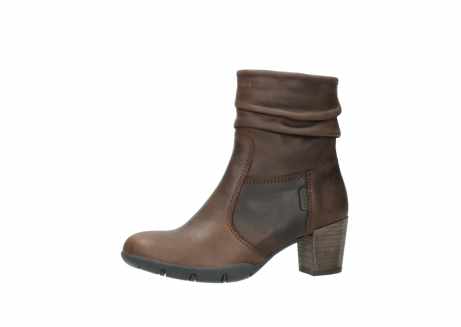 wolky mid calf boots 03676 colville 50300 brown oiled leather_24