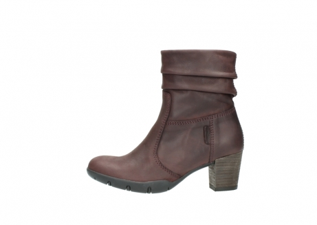 wolky mid calf boots 03676 colville 50510 burgundy oiled leather_1