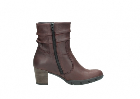 wolky mid calf boots 03676 colville 50510 burgundy oiled leather_13