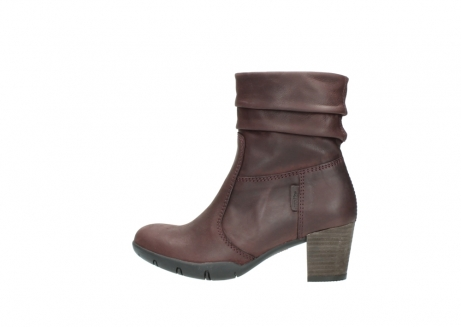 wolky mid calf boots 03676 colville 50510 burgundy oiled leather_2