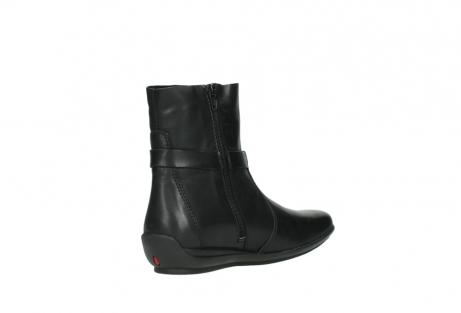 wolky halfhoge laarzen 0381 solano 200 zwart leer_10