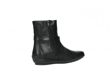 wolky halfhoge laarzen 0381 solano 200 zwart leer_11