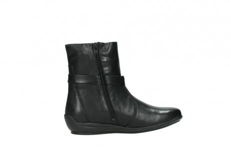 wolky halfhoge laarzen 0381 solano 200 zwart leer_12