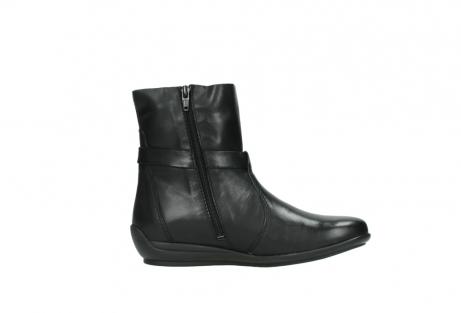 wolky halfhoge laarzen 0381 solano 200 zwart leer_13